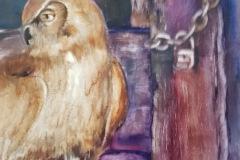 Cheryl_Mabry-Sentinel-Oil-Acrylic