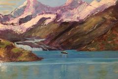 Michael_Morawey-Glacier-Bay_Acrylic