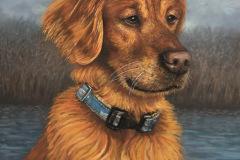 Wendy_Koehrsen-River-Dog_Pastel