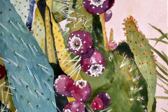Michael_Archer-Prickly-Pears_Watermedia