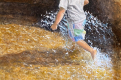 Steve_Sanderson-Making-A-Big-Splash-Oil-Acrylic