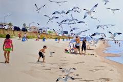 Michael_Archer-Bird-Feeder-WaterMedia