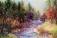 JaniceHamilton-Peaceful-Stream-PastelGrahics-250