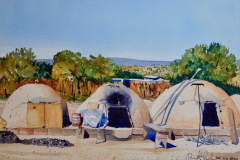 Michael-Archer-Pueblo-Ovens-Watermedia-750