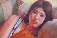 Robert_Dozal-Rebecca-with-Cushions-Oil-Acrylic-2200