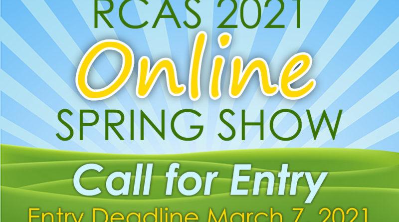 RCAS Spring Show