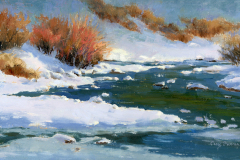 Cecy_Turner-Winter-Willows-in-Moraine-Park-Oil-Acrylic