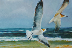 Lilly_Ramphal_Naley-the-pair-Oil-Acrylic