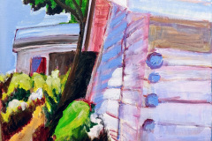Lilly_Ramphal_Naley-the-shack-Oil-Acrylic