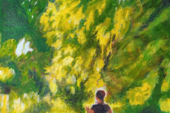 Lilly_Ramphal_Naley-the-walk-home-Oil-Acrylic