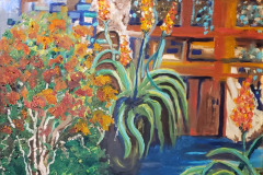 Marlyn_Keiffer-The-Gate-in-the-Garden-Oil-Acrylic