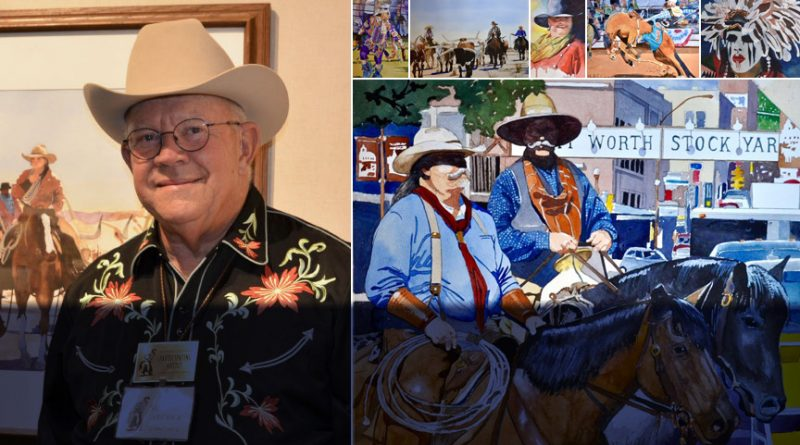 COWBOYS AND INDIANS – MICKEY ARCHER